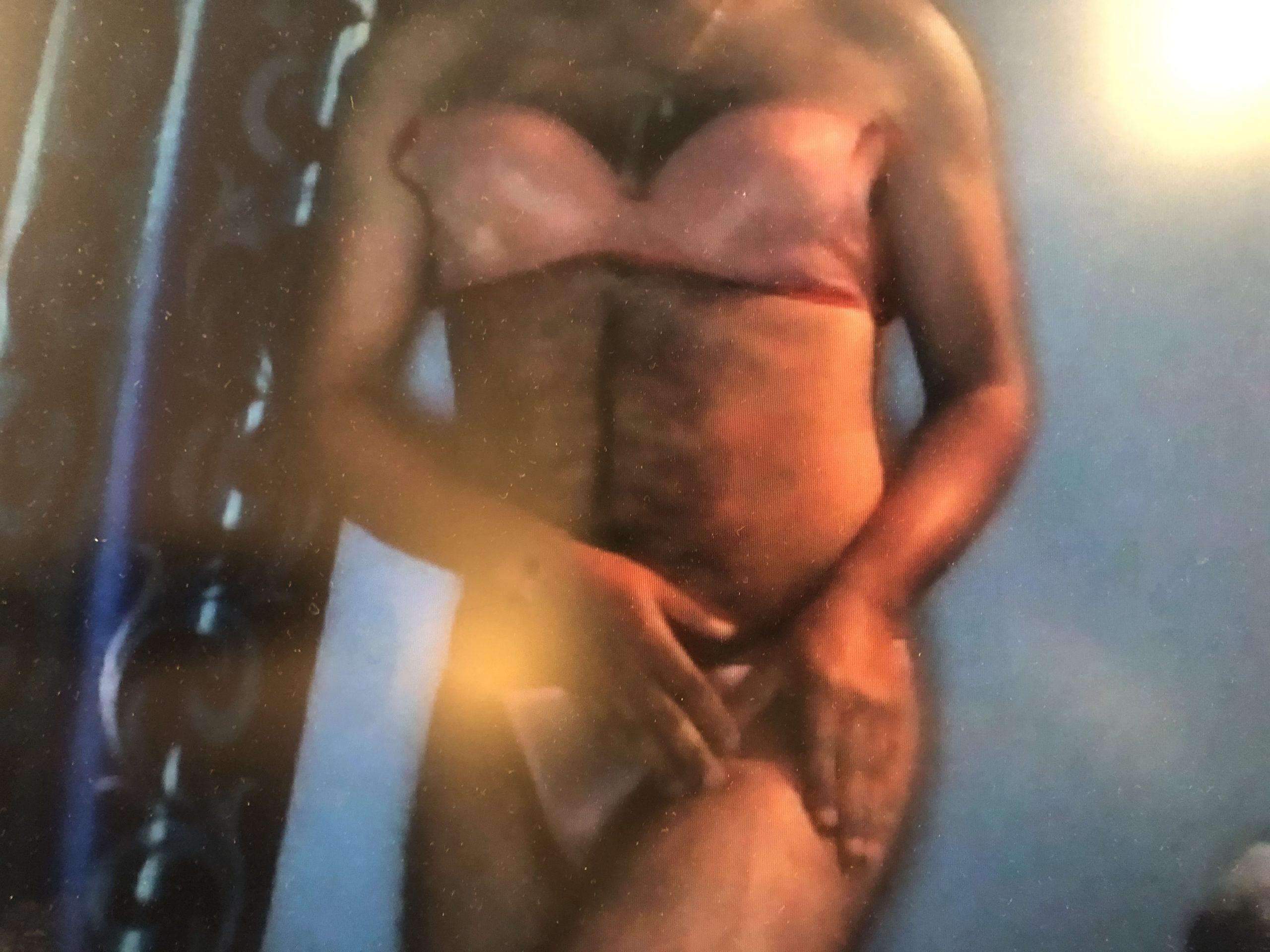 sissy on webcam exposed
